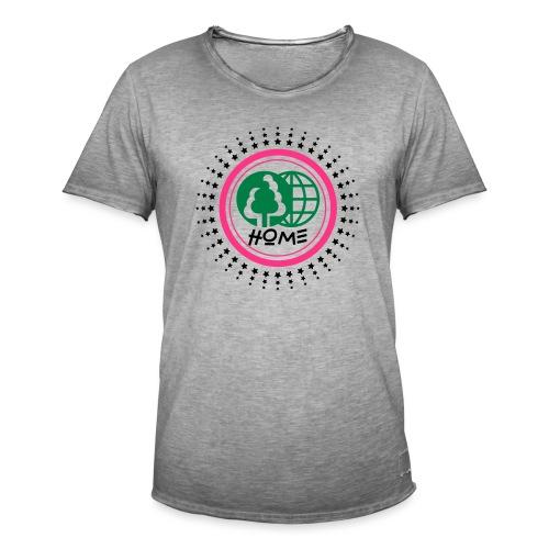 Planète home sweet home - Men's Vintage T-Shirt