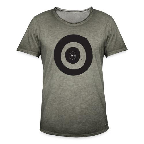 Ninho Target - Maglietta vintage da uomo
