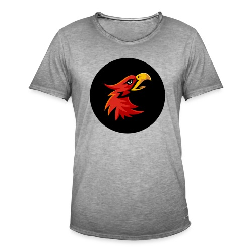 Maka Eagle - Men's Vintage T-Shirt