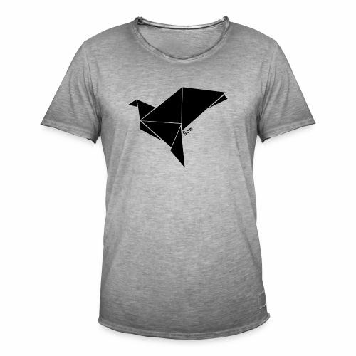 Origami - T-shirt vintage Homme