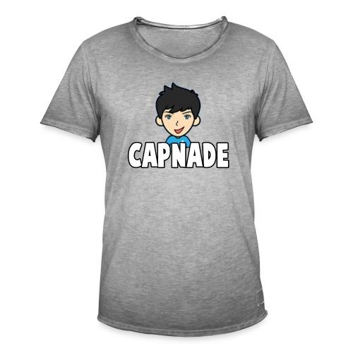 Basic Capnade's Products - Men's Vintage T-Shirt