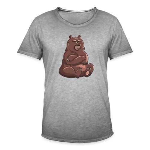 Nein, so nicht! - Männer Vintage T-Shirt