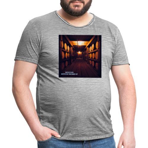 Rich Evans - Kentucky Bourbon EP Cover - Vintage-T-shirt herr