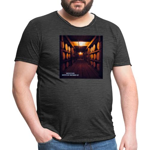 Rich Evans - Kentucky Bourbon EP Cover - Vintage-T-shirt herr