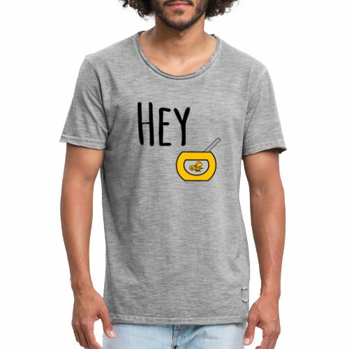 Hey Honey - Men's Vintage T-Shirt