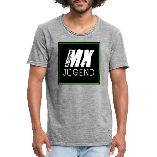 kzutufdoeiu - Männer Vintage T-Shirt