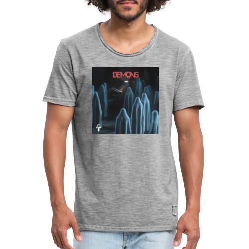 Demons - Vintage-T-shirt herr