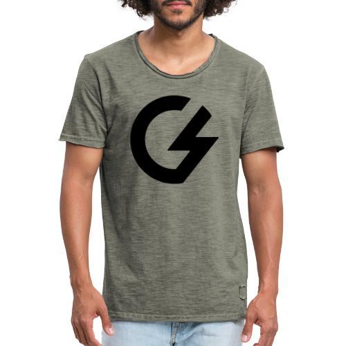 Giacomini Lab - Logo - Maglietta vintage da uomo