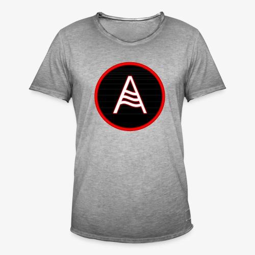 EL ANDALUZ LOGO A - Männer Vintage T-Shirt