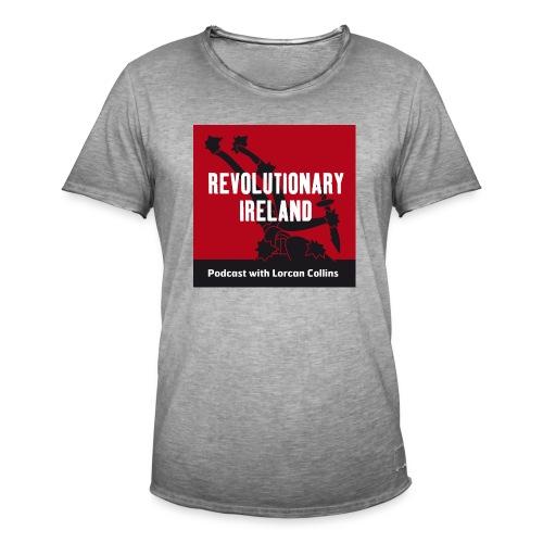 Revolutionary Ireland - Men's Vintage T-Shirt