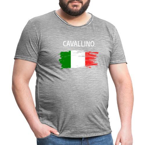 Cavallino Fanprodukte - Männer Vintage T-Shirt