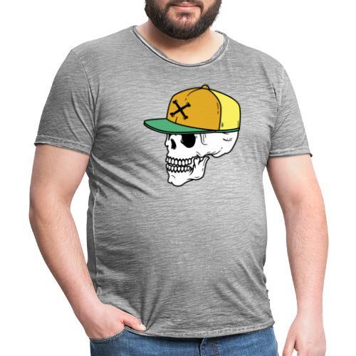 imageedit 5 9608266212 - Mannen Vintage T-shirt