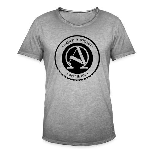 8599551 122704577 logoaoetudiantdef - T-shirt vintage Homme
