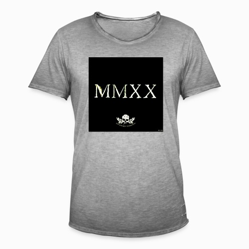 MMXX JKF2020 - Men's Vintage T-Shirt