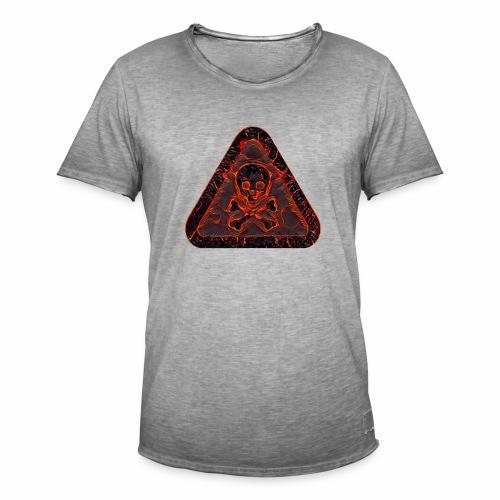 DANGER PS P 210419140046 - Camiseta vintage hombre