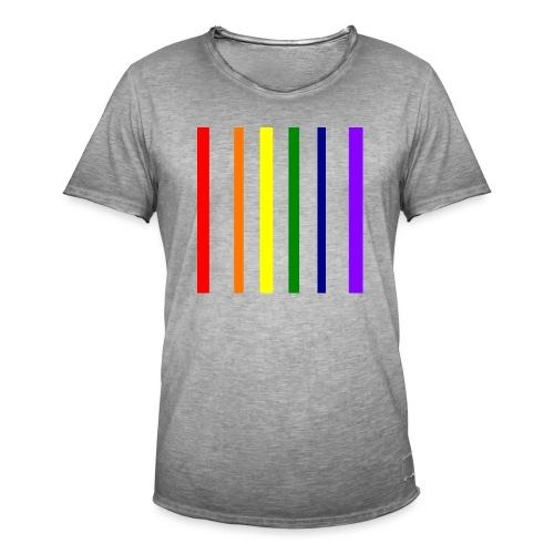 UNSCALABLE - Männer Vintage T-Shirt