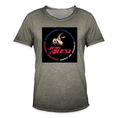 fanclubnoir - T-shirt vintage Homme