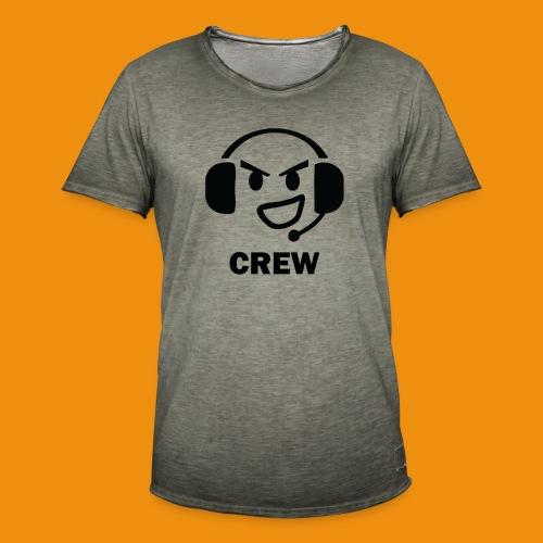 T-shirt-front - Herre vintage T-shirt