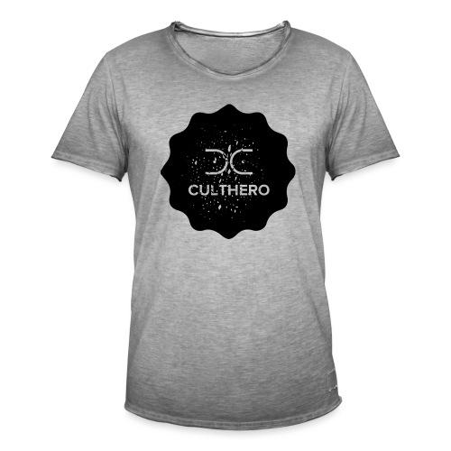 Cult Hero- Hero Gear - Men's Vintage T-Shirt