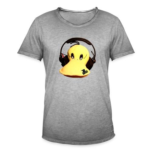 Jaques Raupé Ente - Männer Vintage T-Shirt