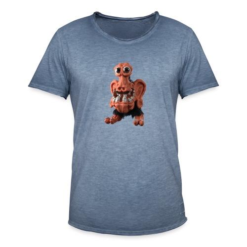 Very positive monster - Men's Vintage T-Shirt