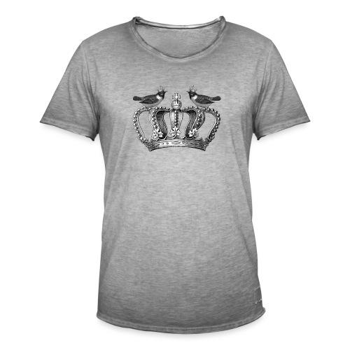 KINGZ - Männer Vintage T-Shirt