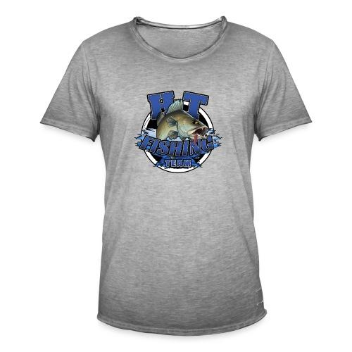 HT Fishing Team - Miesten vintage t-paita