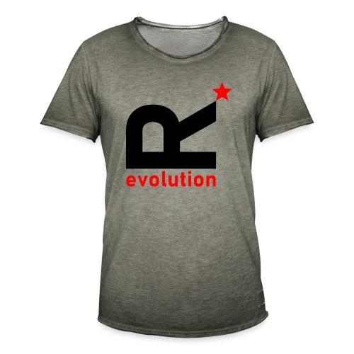 R evolution - Männer Vintage T-Shirt