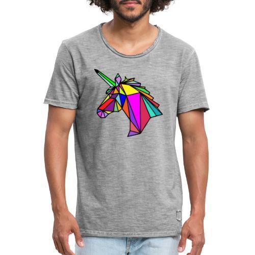 COLORS - Camiseta vintage hombre