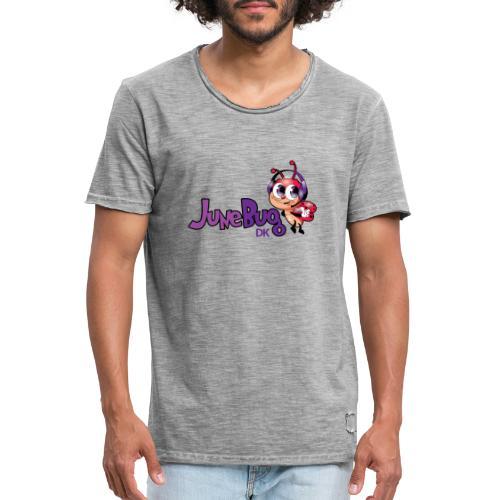 JuneBugDK - Herre vintage T-shirt