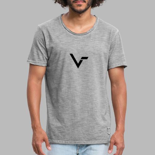 Vnez - Männer Vintage T-Shirt