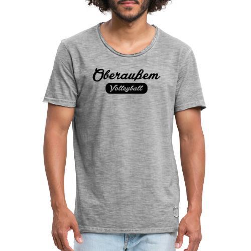 OVV College - Männer Vintage T-Shirt