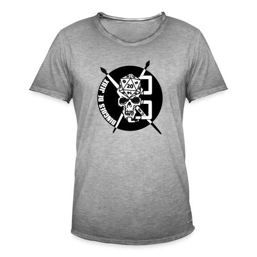 Dingues de Jeux / Ben 19 - T-shirt vintage Homme