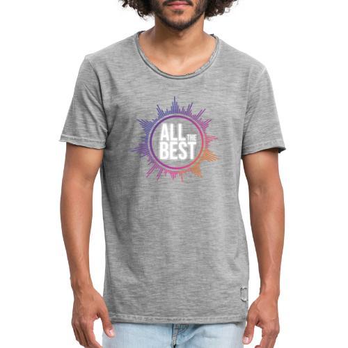 All The Best Logo - Men's Vintage T-Shirt