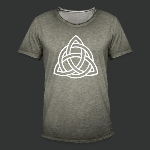 Celtic Knot — Celtic Circle - Men's Vintage T-Shirt