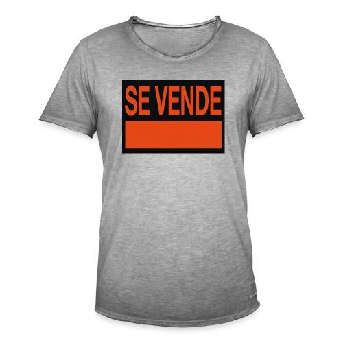SE VENDE - Camiseta vintage hombre