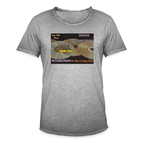 Enemy_Vevo_Picture - Men's Vintage T-Shirt