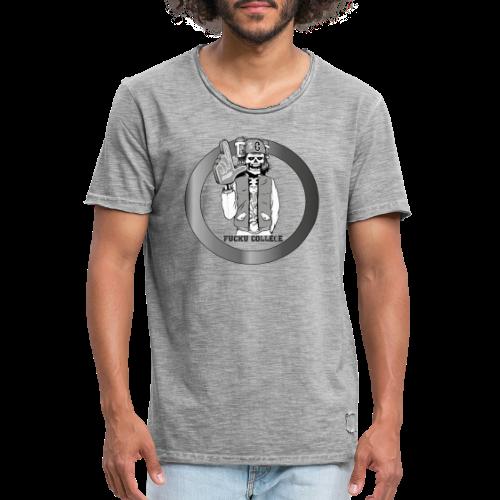 Skeletoon - T-shirt vintage Homme