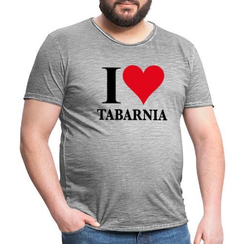 I love Tabarnia - Men's Vintage T-Shirt