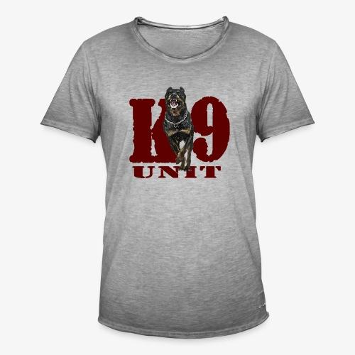 K9 CARDI ROTT K9 - Men's Vintage T-Shirt