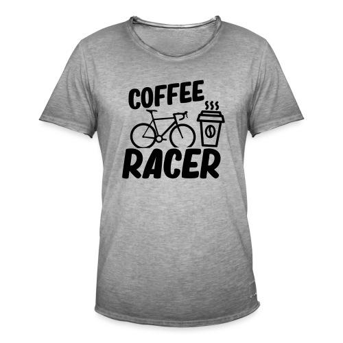 Coffee Racer - Männer Vintage T-Shirt