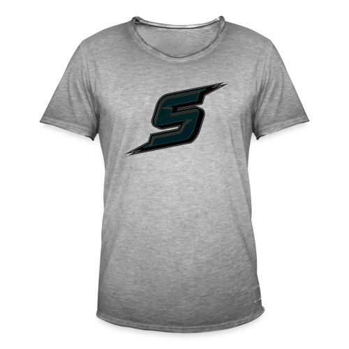 Stripo Logo - Men's Vintage T-Shirt