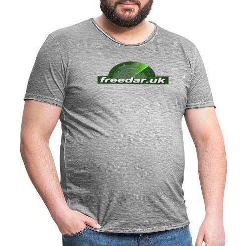 Freedar - Men's Vintage T-Shirt