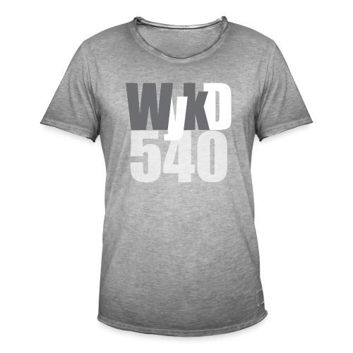 WykD 540 Grey - Men's Vintage T-Shirt