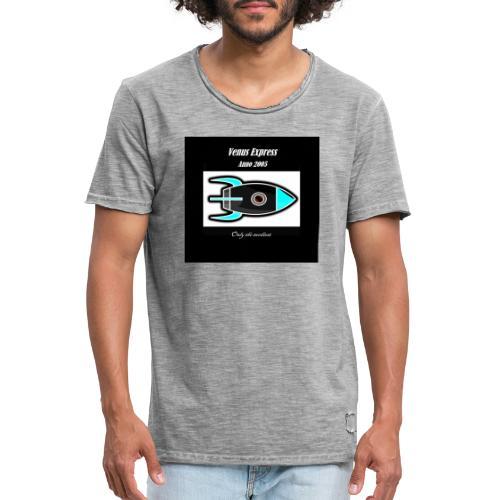 MerchVenus - Vintage-T-shirt herr