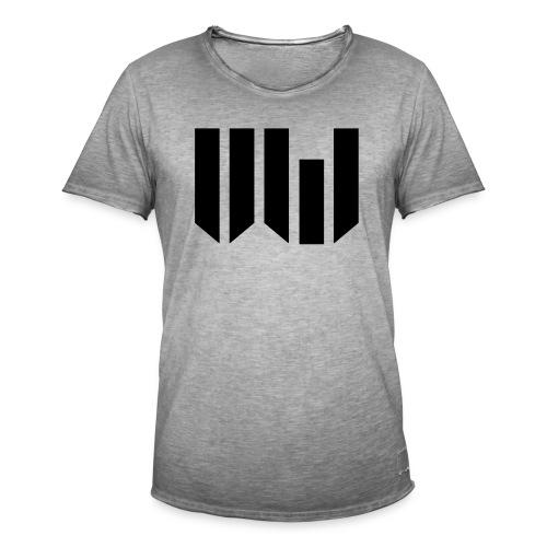 Juste Logo UW - T-shirt vintage Homme
