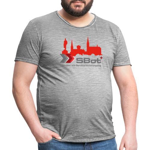 sbot - Männer Vintage T-Shirt