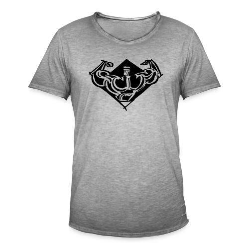 Comet Gym Icon - Vintage-T-shirt herr