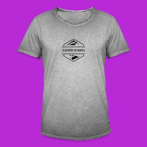 Water bottle - Men's Vintage T-Shirt