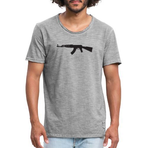 AK47 - Männer Vintage T-Shirt
